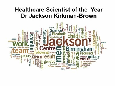 JacksonKirkmanBrown wordcloud