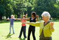 Symptoms of Fibromyalgia Improve with Tai Chi
