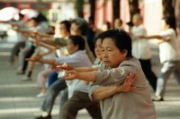Tai Chi, better sleep quality reduce inflammation, depression and age-related morbidities
