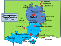 Thames Valley and Wessex Paediatric Radiology Network main image